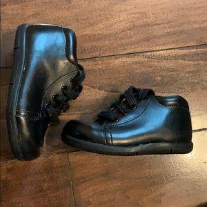 Stride rite 5XW black walking boots